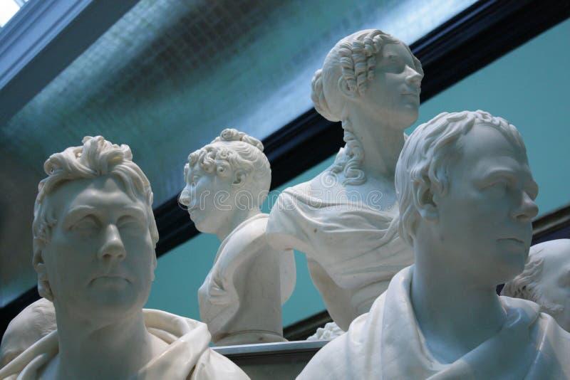 Galeria Nacional Do Retrato, Londres Foto de Stock Editorial