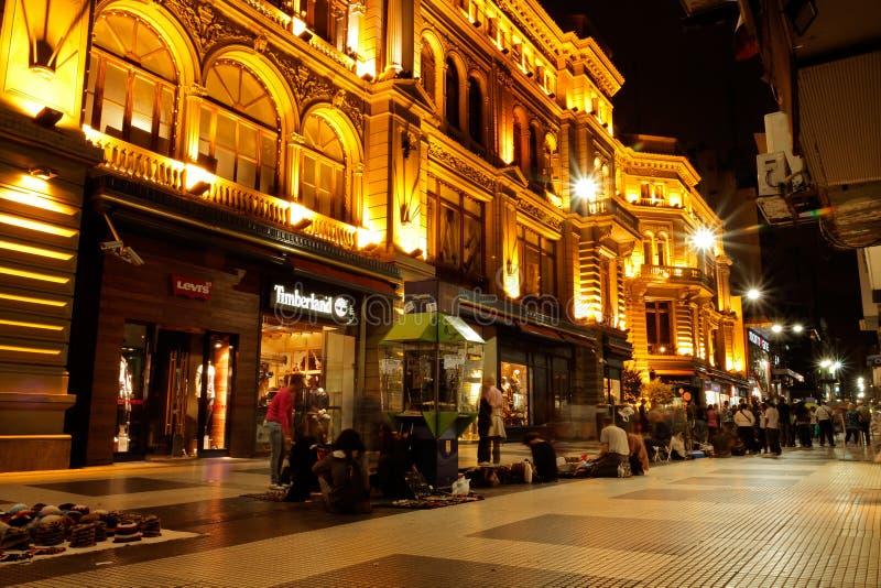 Galerias Pacifico, Buenos Aires photo stock