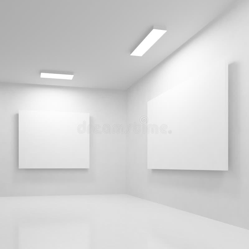 Galerie lizenzfreie abbildung