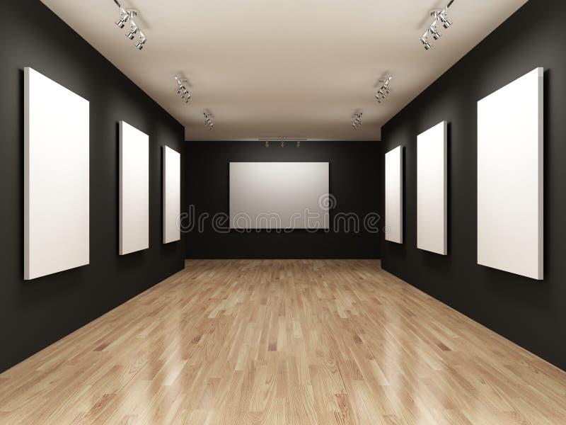 Galerie vektor abbildung