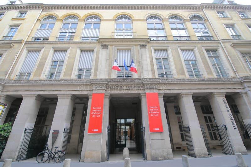 Galerie Colbert galerie marchande Paris France photo libre de droits