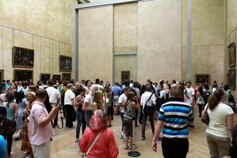 Galerie d'art de musée d'auvent photographie stock
