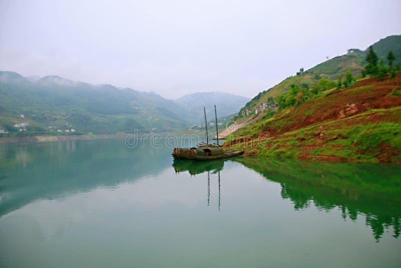 Galerie de Yichang Qingjiang photographie stock