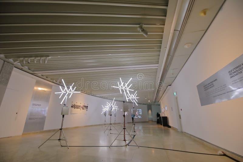 Galerie Kuala Lumpur Malaysia de Petronas images stock