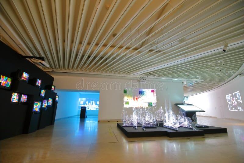 Galerie Kuala Lumpur Malaysia de Petronas photo libre de droits