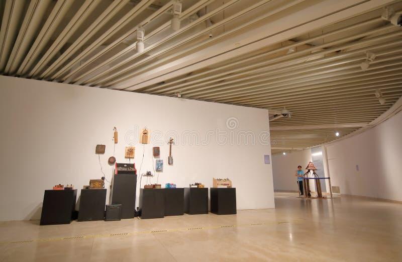 Galerie Kuala Lumpur Malaysia de Petronas image libre de droits