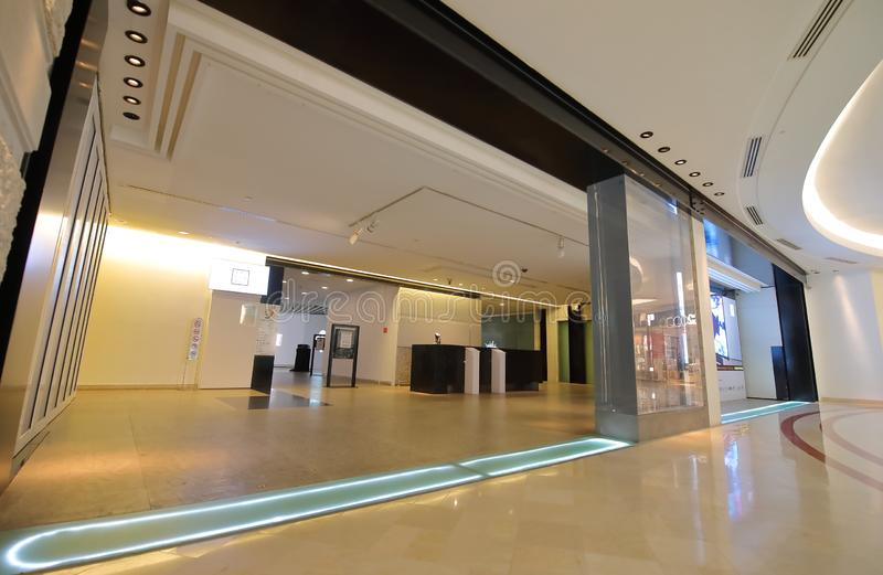 Galerie Kuala Lumpur Malaysia de Petronas image stock