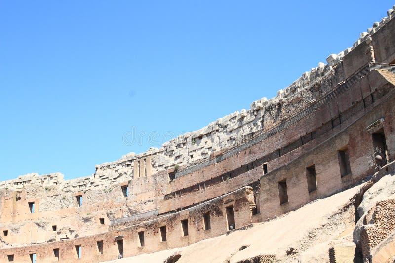 Galerie von Colosseum lizenzfreies stockfoto