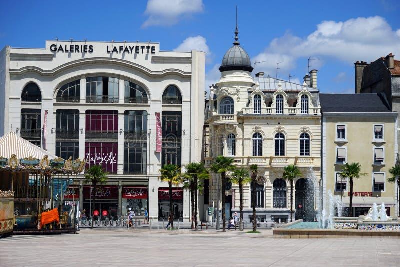 Galeries Lafayette photo stock