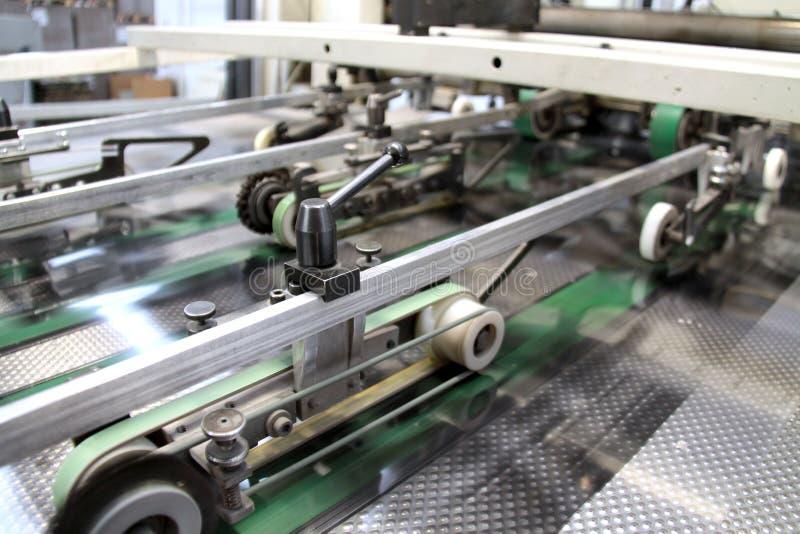 galerii maszyna mój działania drukuje działanie fotografia stock