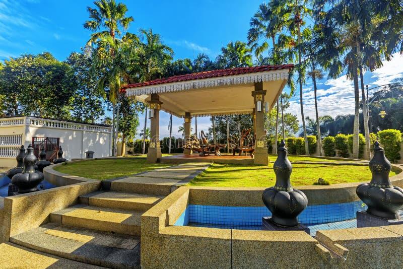Galerij Sultan Azlan Shah in Kuala Kangsar, Maleisië royalty-vrije stock afbeeldingen
