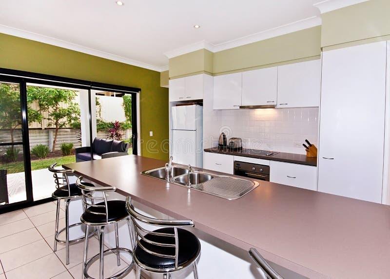 galery kuchni otwarty styl zdjęcia royalty free
