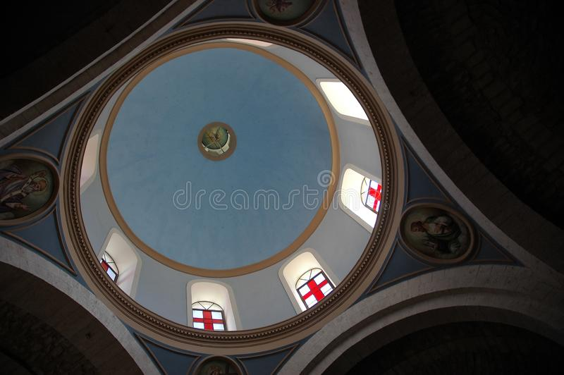 Galilee church dome