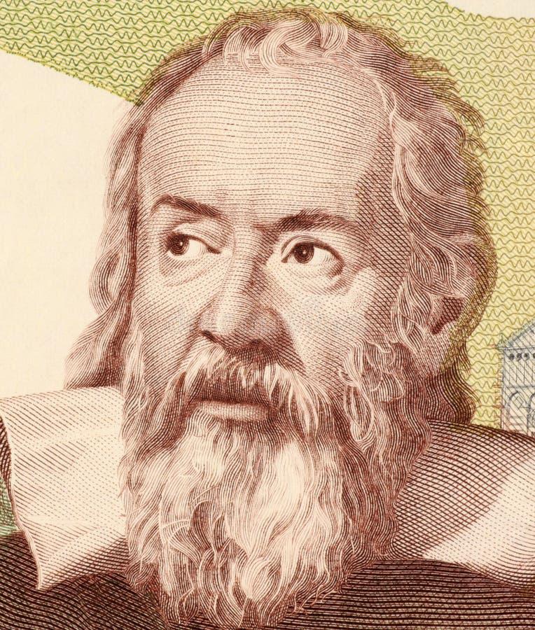 galilei Γαλιλαίος στοκ φωτογραφία με δικαίωμα ελεύθερης χρήσης