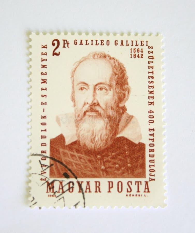 Galileo Galilei fotografie stock