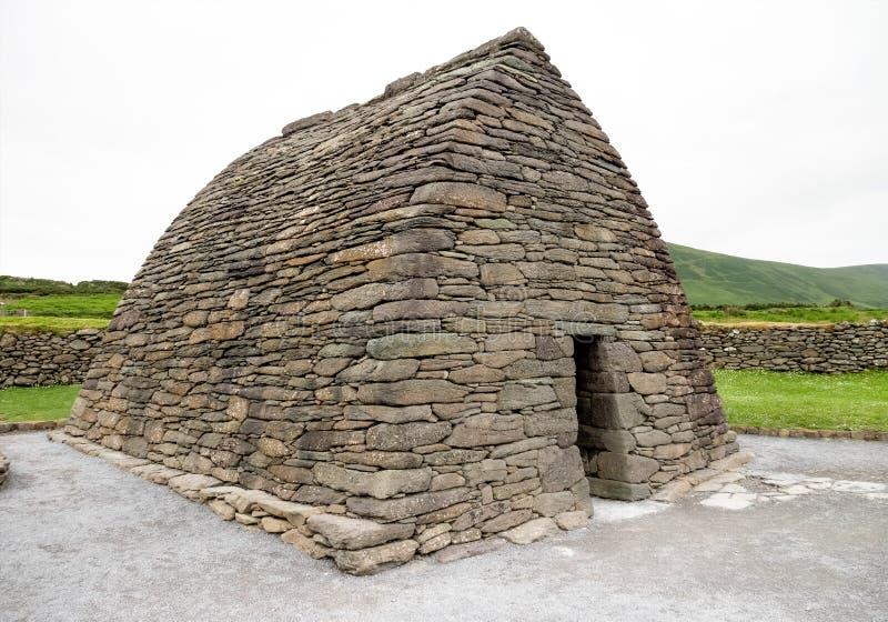 Gallarus krasomówstwo w Dingle półwysepie, okręg administracyjny Kerry w Irlandia zdjęcie royalty free