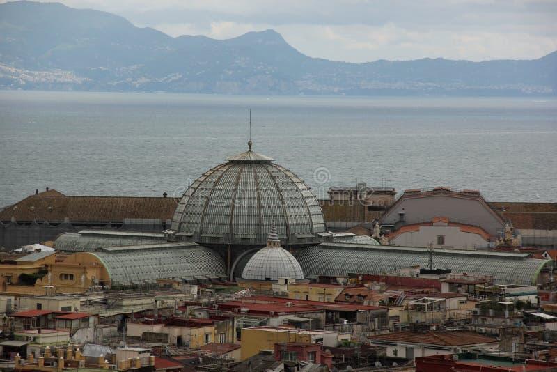 galleria ι Umberto στοκ φωτογραφίες με δικαίωμα ελεύθερης χρήσης