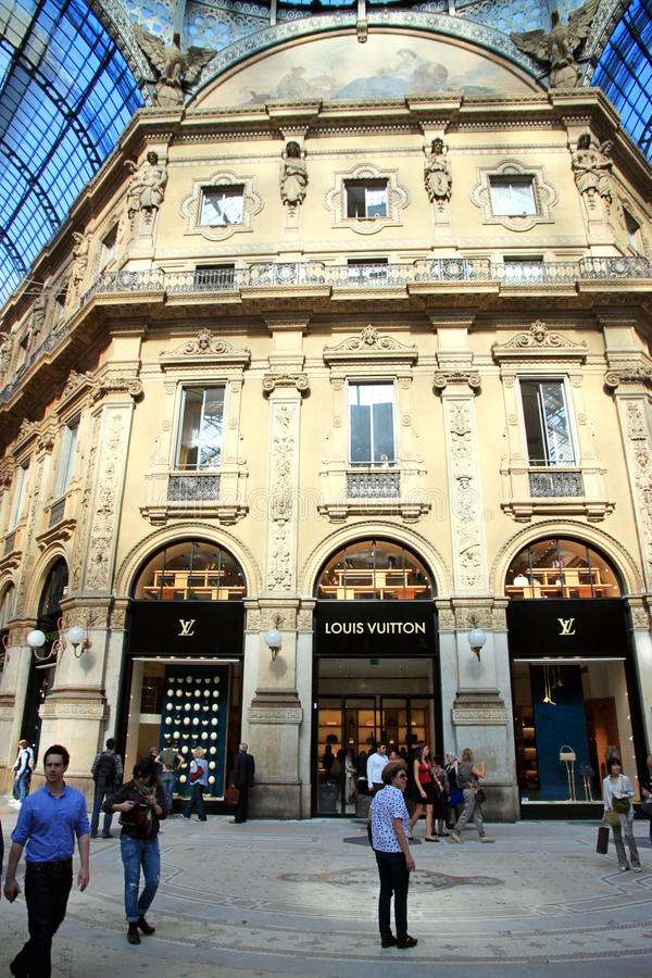galleria Μιλάνο στοκ εικόνες