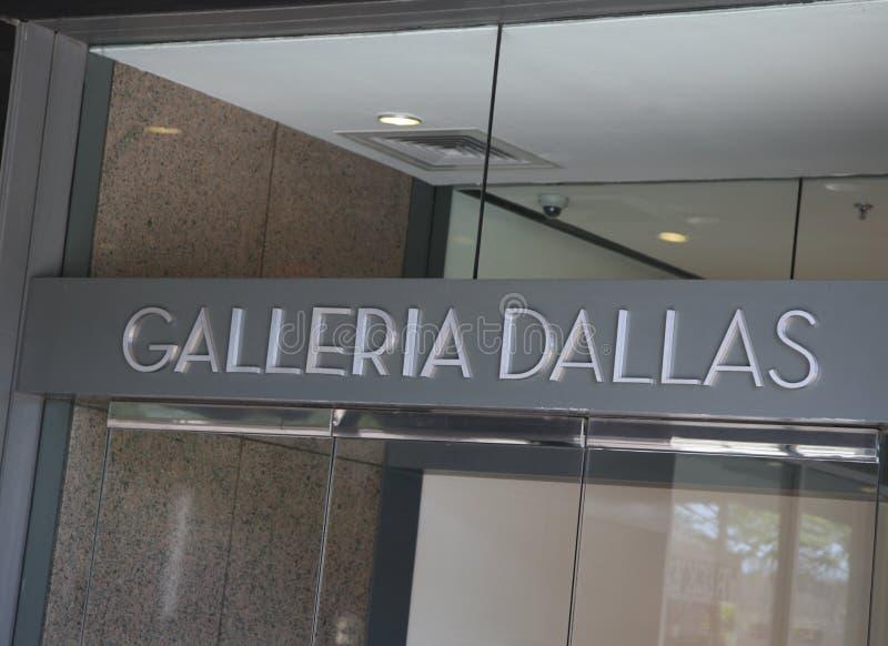 Galleria Ντάλλας στοκ εικόνα