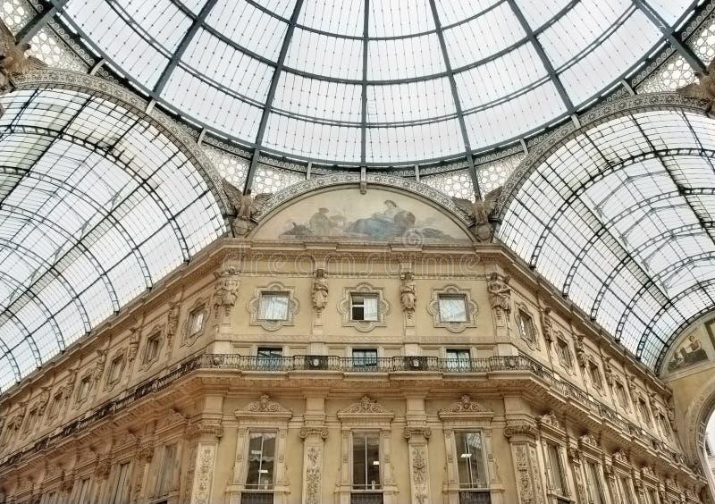 Galleria. fotografie stock