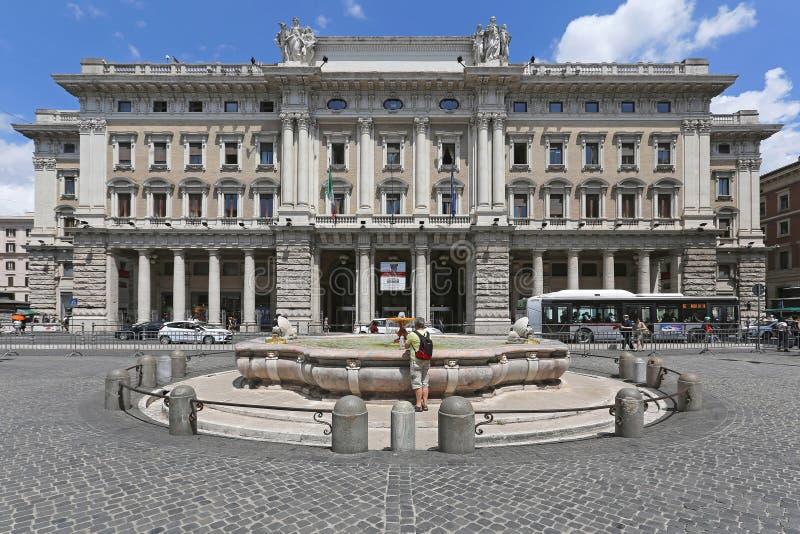 Galleria Alberto Sordi fotografia stock