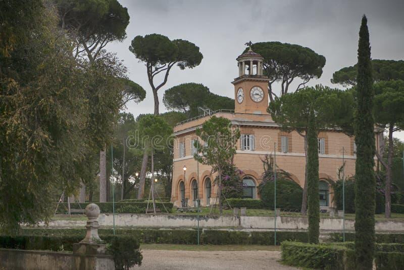 Galleria Borghese, βίλα Borghese, Ρώμη, Ιταλία, Ευρώπη στοκ εικόνα με δικαίωμα ελεύθερης χρήσης