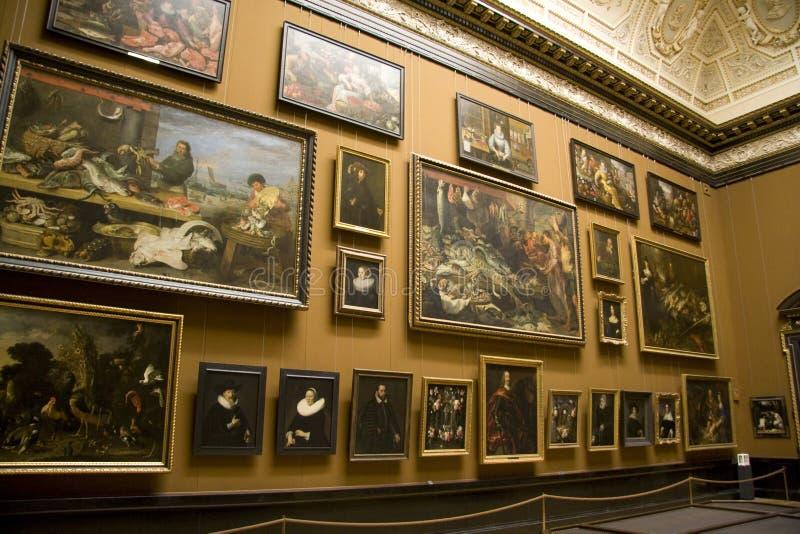 Galleria dell'illustrazione di KHM fotografie stock