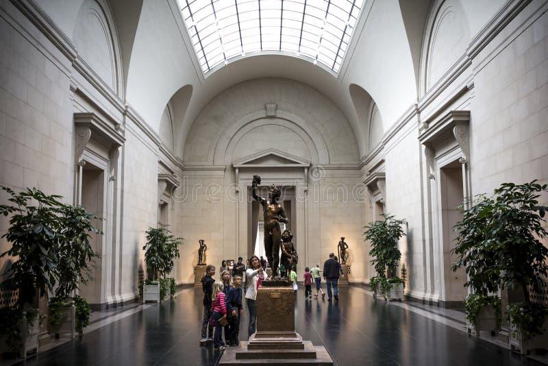 Galleria di arte nazionale Washington immagine stock libera da diritti