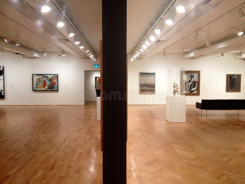 Galleria di arte di Ontario fotografia stock