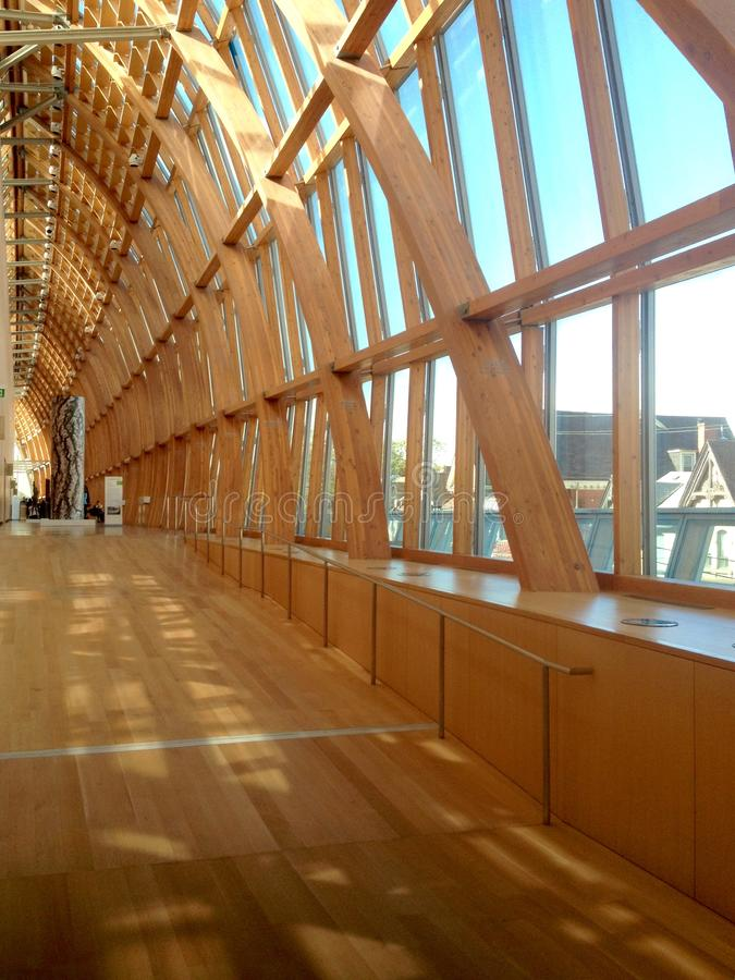 Galleria di arte di Ontario fotografie stock