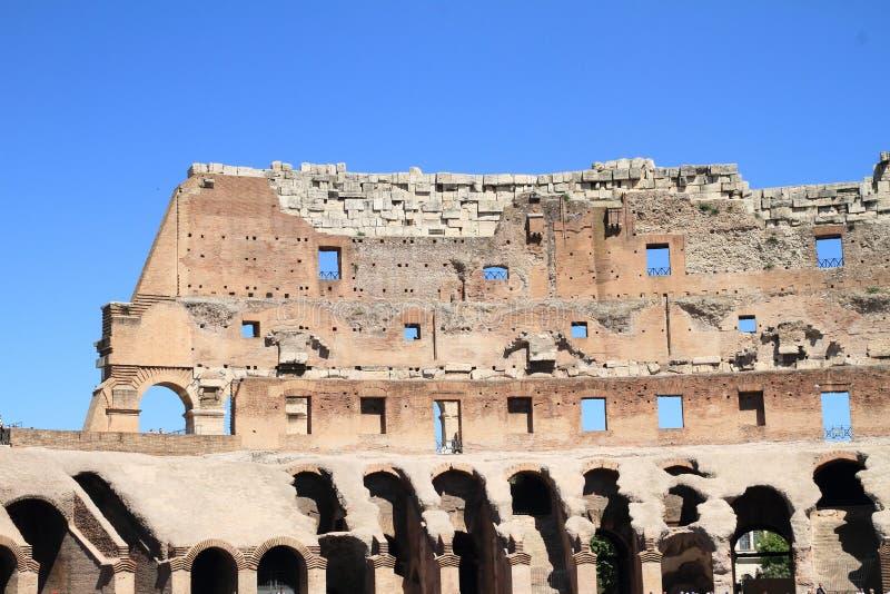 Galleria di Colosseum fotografie stock libere da diritti