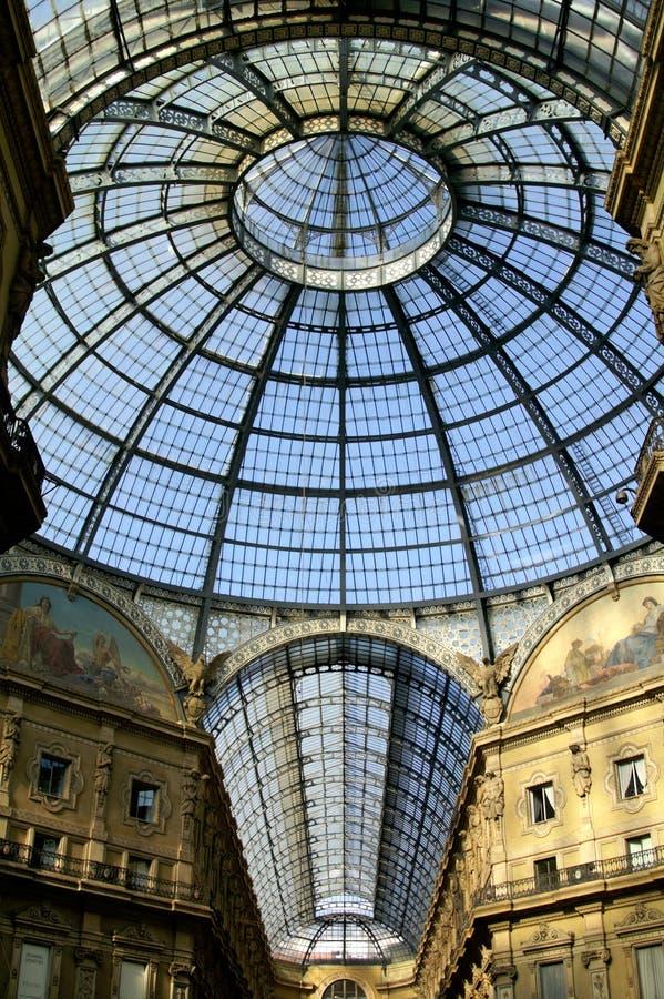 Galleria di vetro (2) fotografie stock libere da diritti