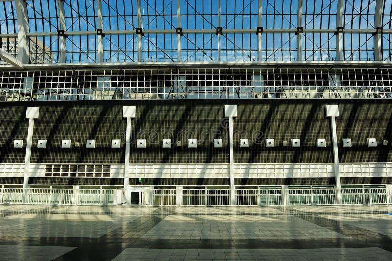 Galleria, Messe Φρανκφούρτη στοκ εικόνες με δικαίωμα ελεύθερης χρήσης