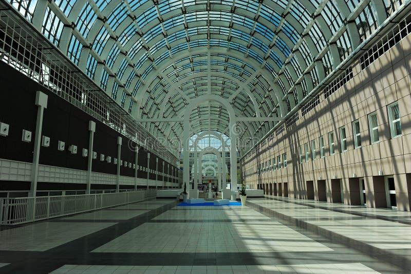 Galleria,Messe Frankfurt Royalty Free Stock Images