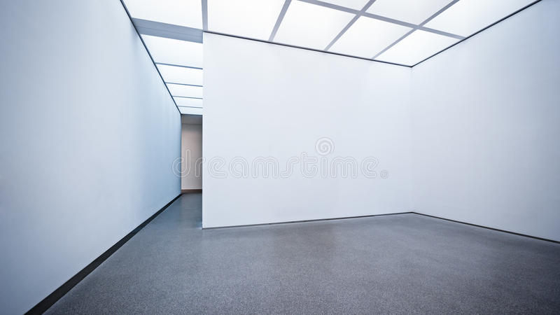 Galleria moderna immagine stock