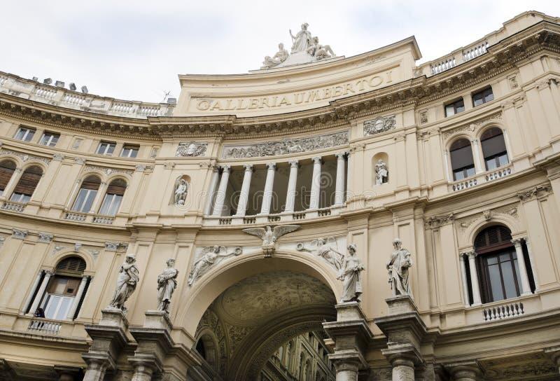 Galleria Umberto I images stock