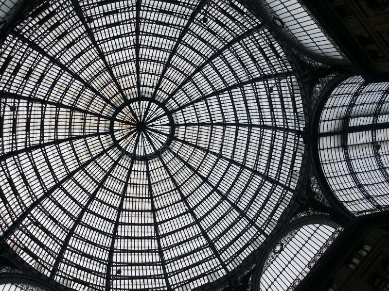 Galleria Umberto, Napoli - Ità ¡ lia arkivfoto