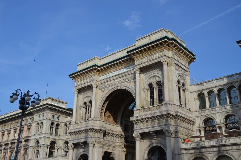 ?? Galleria Vittorio Emanuele ?? στοκ εικόνα με δικαίωμα ελεύθερης χρήσης