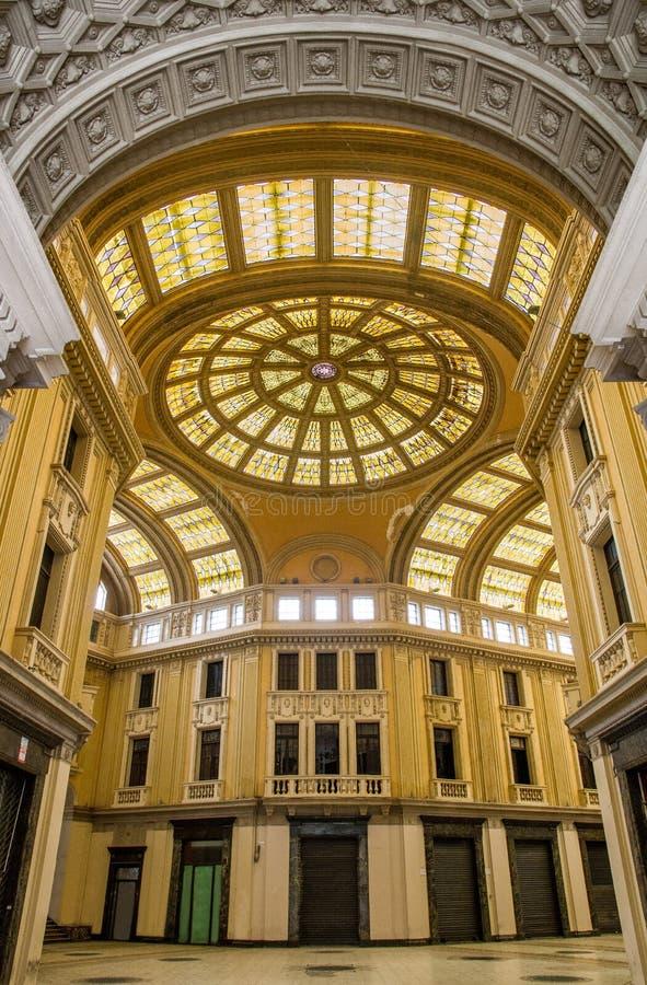 Galleria Vittorio Emanuele royalty-vrije stock fotografie