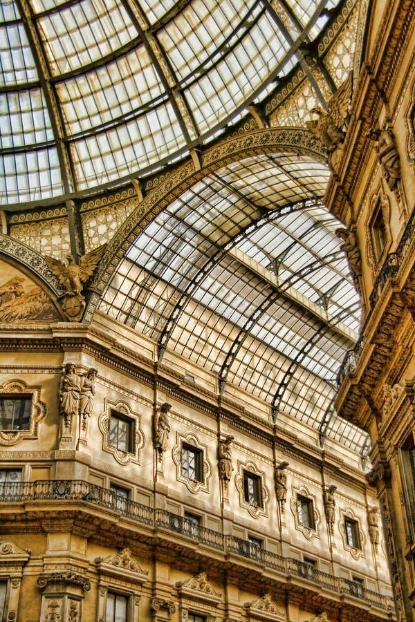 Free Galleria Vittorio Emanuele II Royalty Free Stock Photography - 7149697