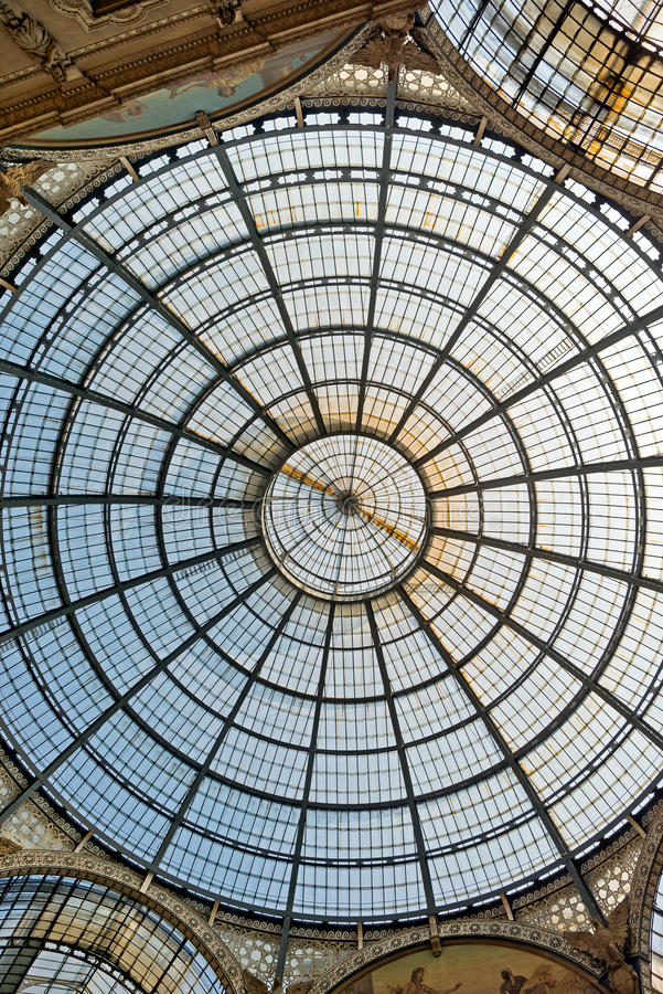 Download Galleria Vittorio Emanuele II - Milan Stock Image - Image of segment, milan: 42303867