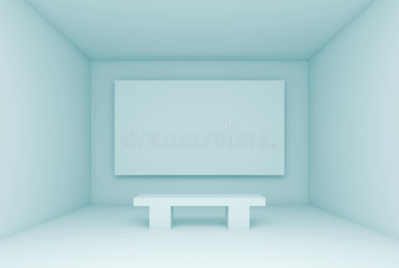 Download Gallery Interior stock image. Image of image, business - 19031627