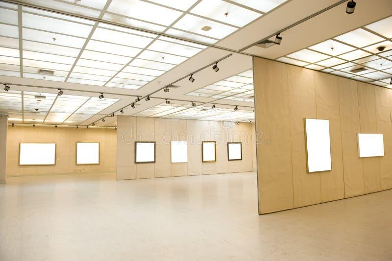 Download Gallery Interior stock image. Image of culture, billboard - 24021795