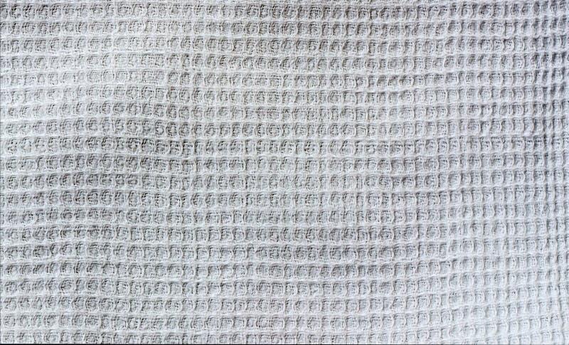 Galleta de la tela natural de la armadura de la textura foto de archivo
