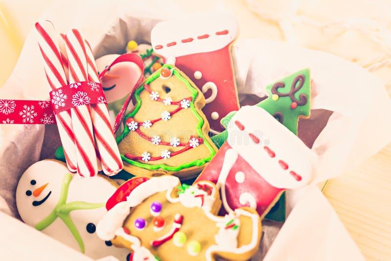 Download Galletas de la Navidad imagen de archivo. Imagen de drinking - 64200699