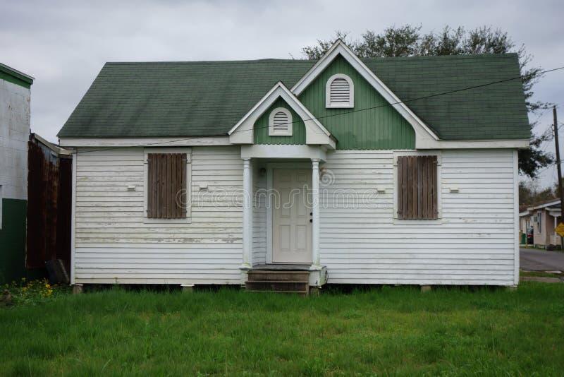 Galliano, Louisiana royalty free stock image