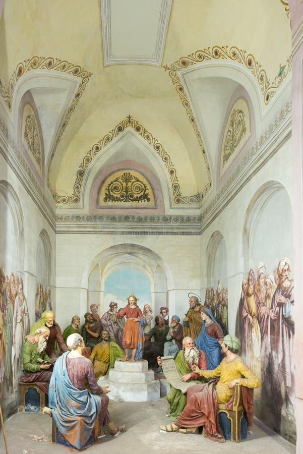 Download Galliate, Varallino stock image. Image of church, religious - 43452507