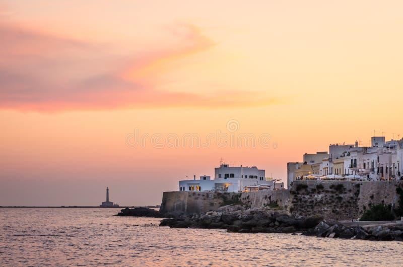 Gallipoli, Puglia imágenes de archivo libres de regalías