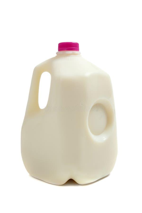 Gallon Jug Of Milk Stock Photography