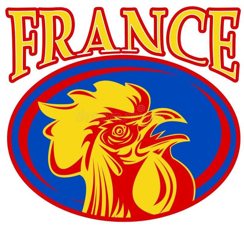Download Galo Novo France Do Galo Da Mascote Ilustração Stock - Ilustração de torneira, poultry: 16860882